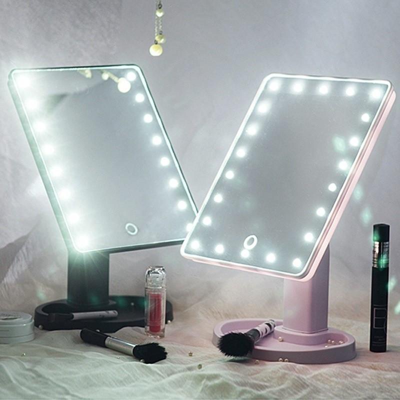 Fdl 1 Set Led Lighted Makeup Dressing Mirror Vanity Light