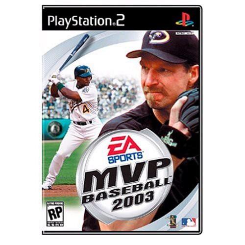 PS2  MVP Baseball 2003 / MVP Baseball 2004 / MVP Baseball 2005 [Burning Disk]