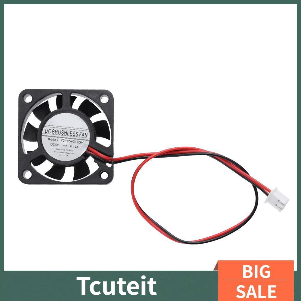 Waterproof YD-054010SH 5V 40x40x10mm Low Noise Brushless DC Cooling Fan Radiator