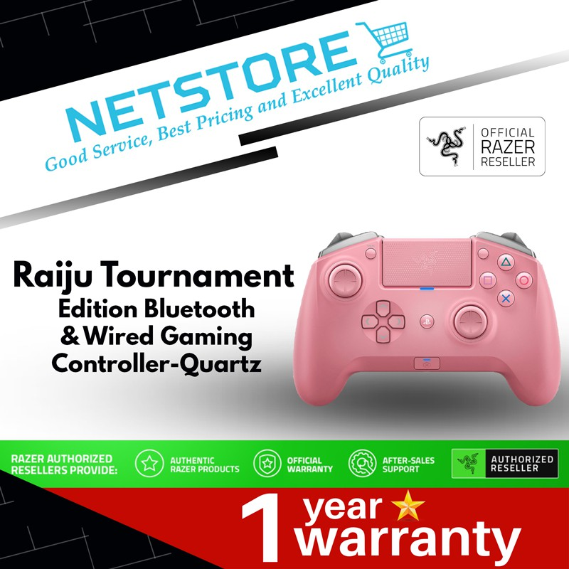 Razer Raiju Tournament Edition Bluetooth Wired Gaming Controller Quartz Pink Shopee Malaysia Sign up for free and enjoy worldwide shopping with our forwarders in every country. razer raiju tournament edition bluetooth wired gaming controller quartz pink