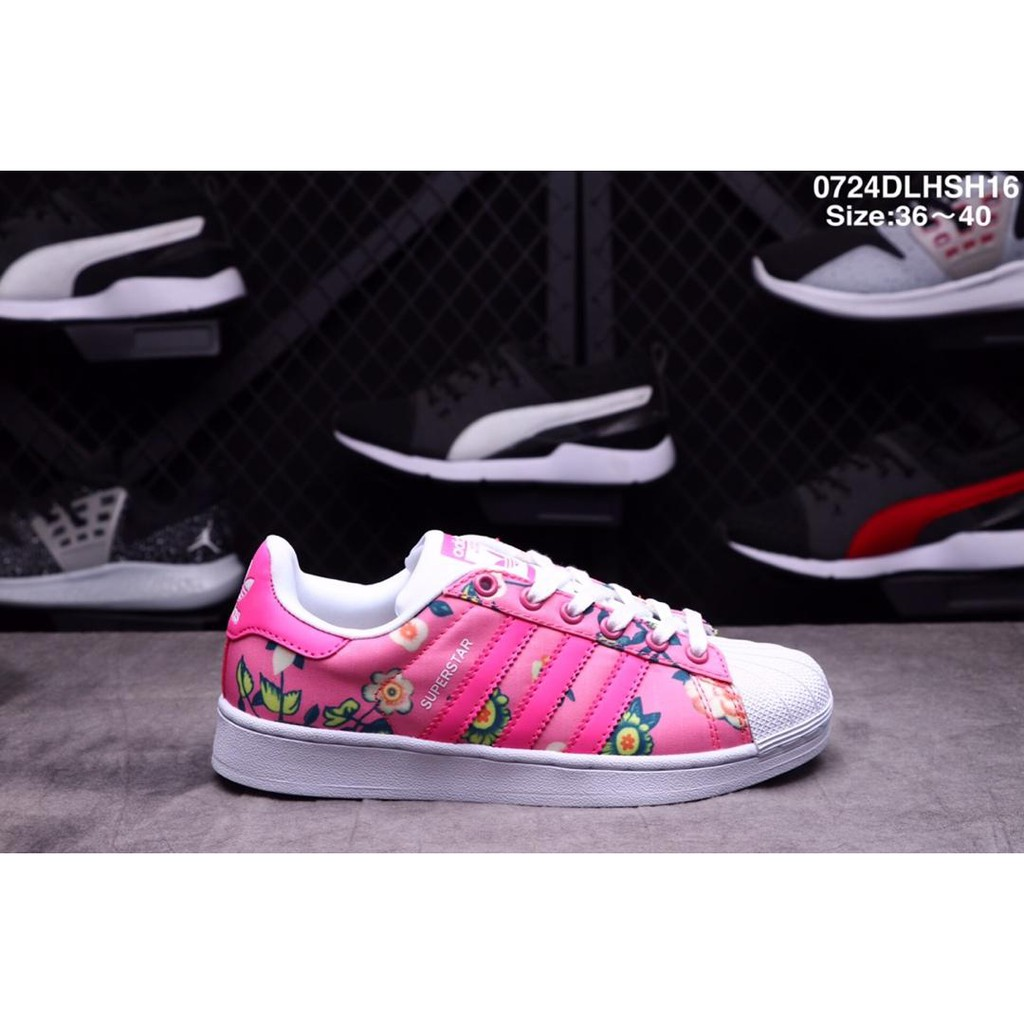 39f0f001ad11 Clover shoes adidas Adidas SUPERSTAR women s casual shoes gold label shell  head