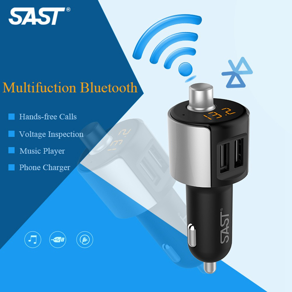 Ready Stock Car X8 Plus Bluetooth Mp3 Player Fm Transmitter Usb Bt20 Dual Charger Wma Audio Hands Free Call 5v 34a Support Tf Card Music Pl Shopee Malaysia