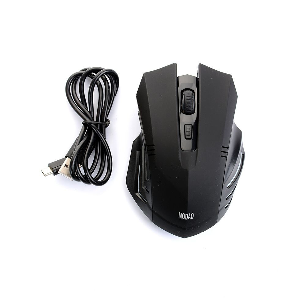 eb1453cf6a8 ProductImage. ProductImage. Optical Full Size 6 Keys Bluetooth 3.0 Mouse  Wireless Gifts