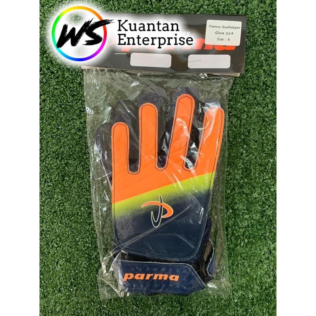 【100% Original】 Parma Goalkeeper Glove | Sarung Tangan Penjaga Gol  (Size 5~10)