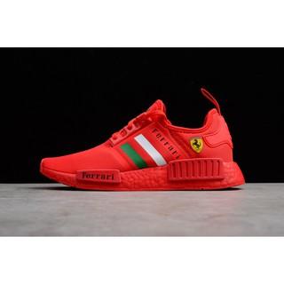 the latest eff1b 65821 Hot Sale adidas Originals NMD R1 Boost Shoes BA7788 Ferrari ...