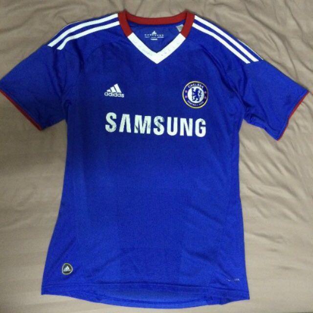 promo code 98ee9 5a80f 💯 Original Chelsea Home Adidas jersey 2011