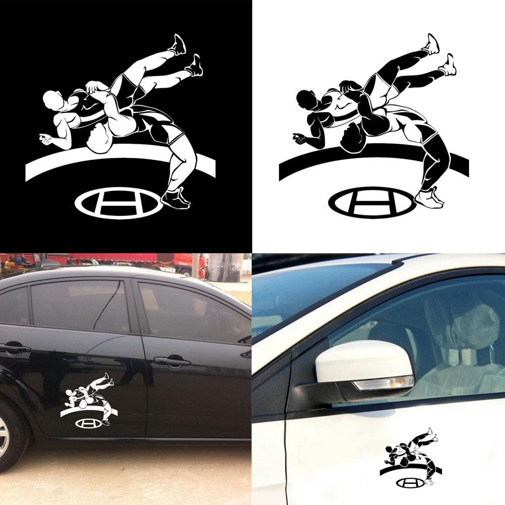 Productimage productimage ☆wa funny wrestling sports car style decorative stickers
