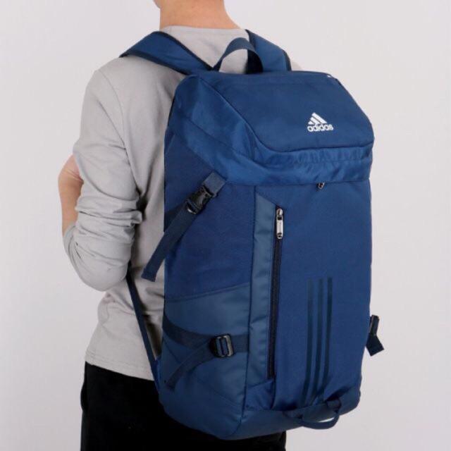 Adidas 60L Outdoor Sport Travel Laptop Backpack Waterproof Large Capacity