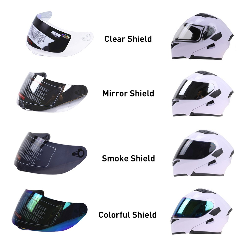 bb1e7d81 Anti-scratch Full Face Shield UV Motorcycle Helmet For 316 902 AGV K5 K3SV  | Shopee Malaysia