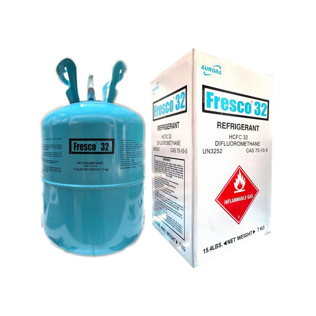 FRESCO 32 Refrigerant Gas - 7 KG