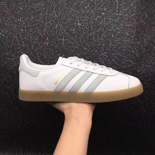 detailed pictures for whole family factory price Hot Sale Adidas MI Gazelle WMS SHOES Sports Shoes Fashion Shoes White