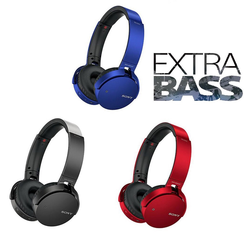 Sony XB950BT Extra Bass Bluetooth Wireless Headphones