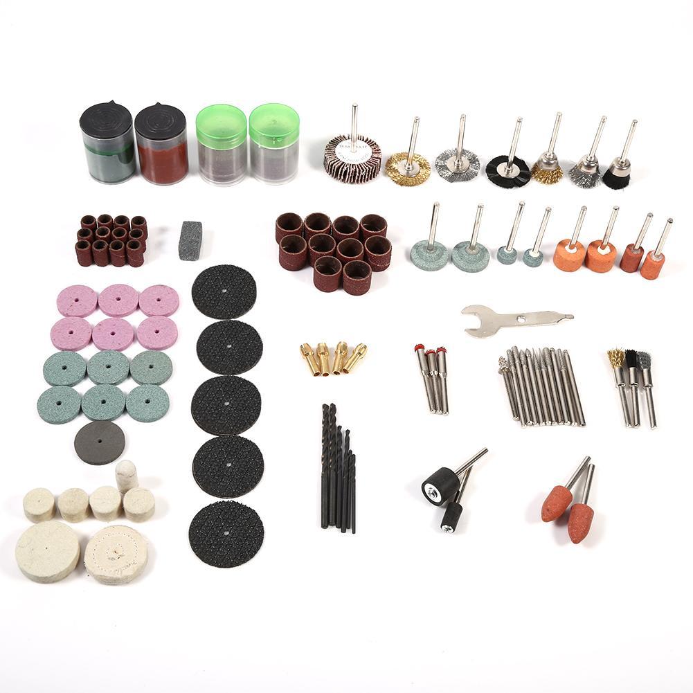 28X For Dremel 3mm Mini Sander Accessory Kit Grinding Polishing Rotary Rod Tool