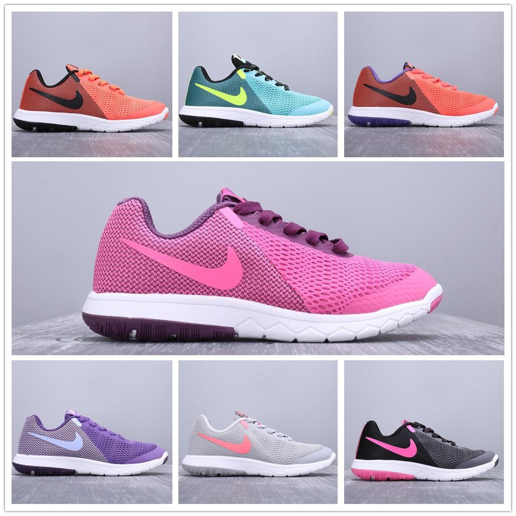 Estación de policía aumento Maquinilla de afeitar  Nike Flex Experience Rn 5 Running Shoes For Women Factory Price Drop  Shipping | Shopee Malaysia