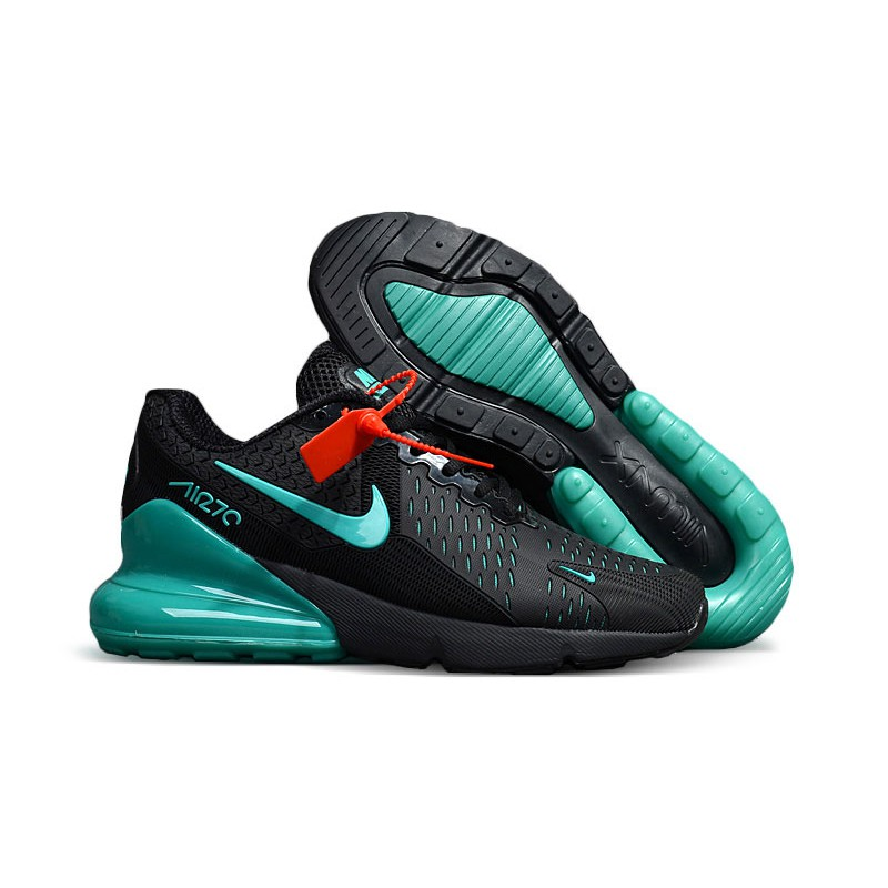 air max 270 black and green