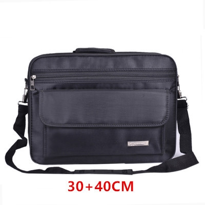 1246ea9fa32 Laptop bag handheld single-shoulder 17-inch business bag laptop bag