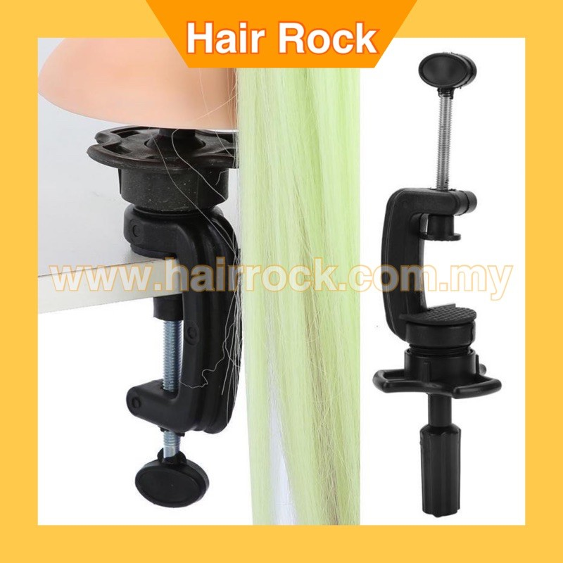 Training Head Stand Mannequin Head Pro Holder