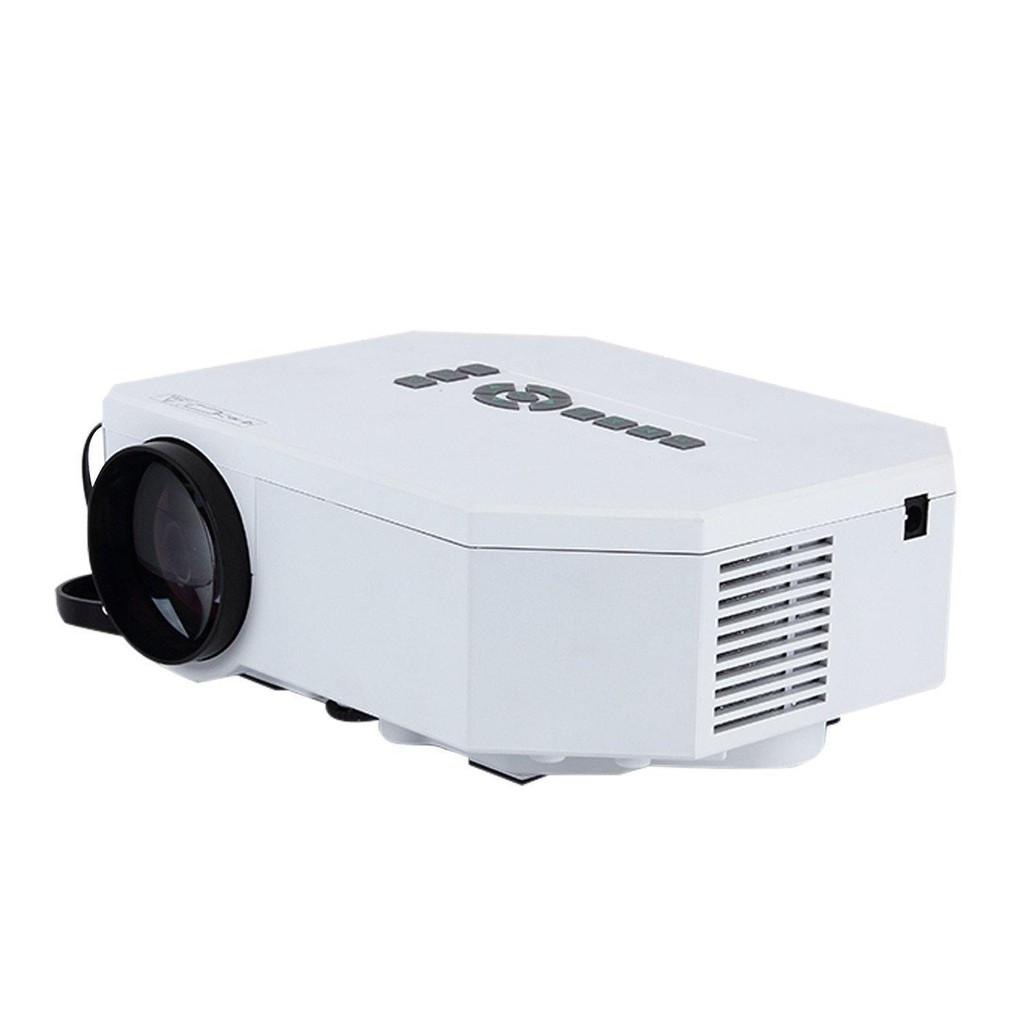 Gm60 Lcd Led Wirelwss Projector Usb Av Sd Hdmi Vga Port For Video Multifunction Controller Circuit Diagram Control Movie Game Shopee Malaysia
