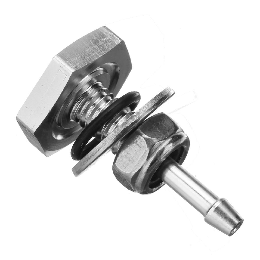Turbocharger Pipe Fitting Car Universal Turbocharger Silicone Boost Pipe Hose Nipple Turbo Vacuum VAC Gauge Fitting TDI Engine Parts