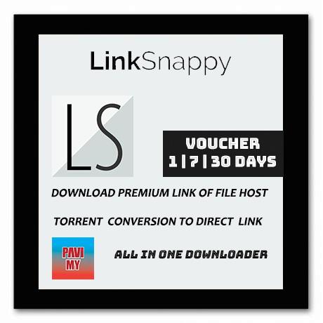 LinkSnappy Voucher: File Host Downloader, Torrent Conversion | Premium Download Speed