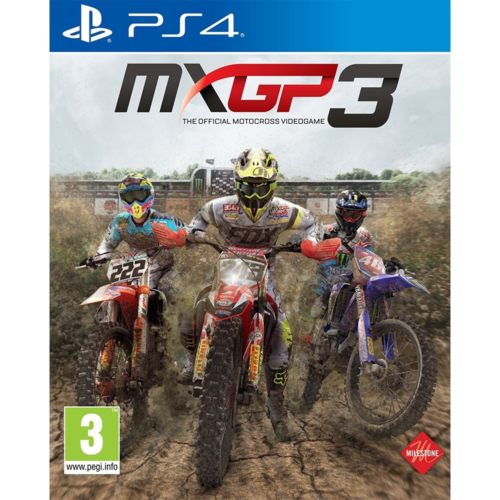 Ps4 Mxgp2 The Official Motocross Videogame R2 Shopee Malaysia Game Mx Gp 2