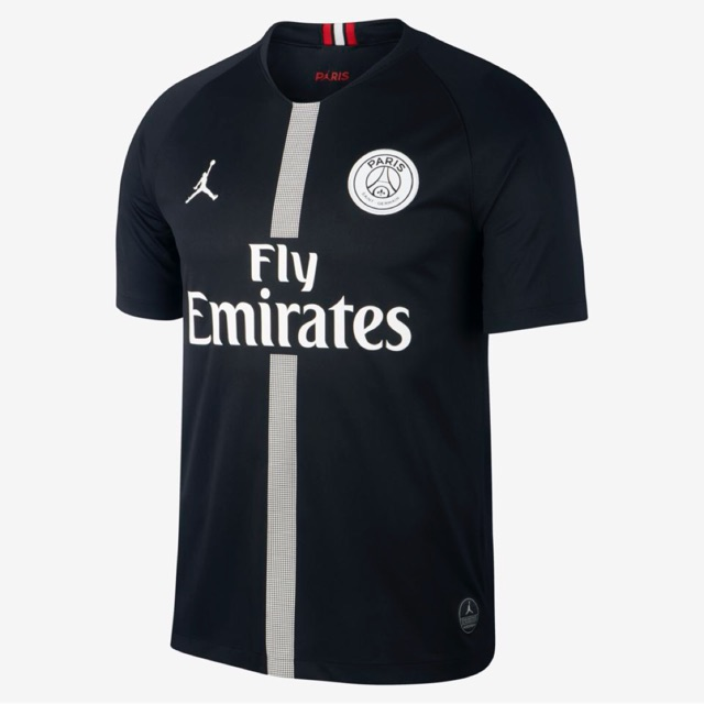 6ce1a11dc3928a 2019 PSG Jordan Paris Saint-Germain 3rd Away Football Jersey Boys For Kids