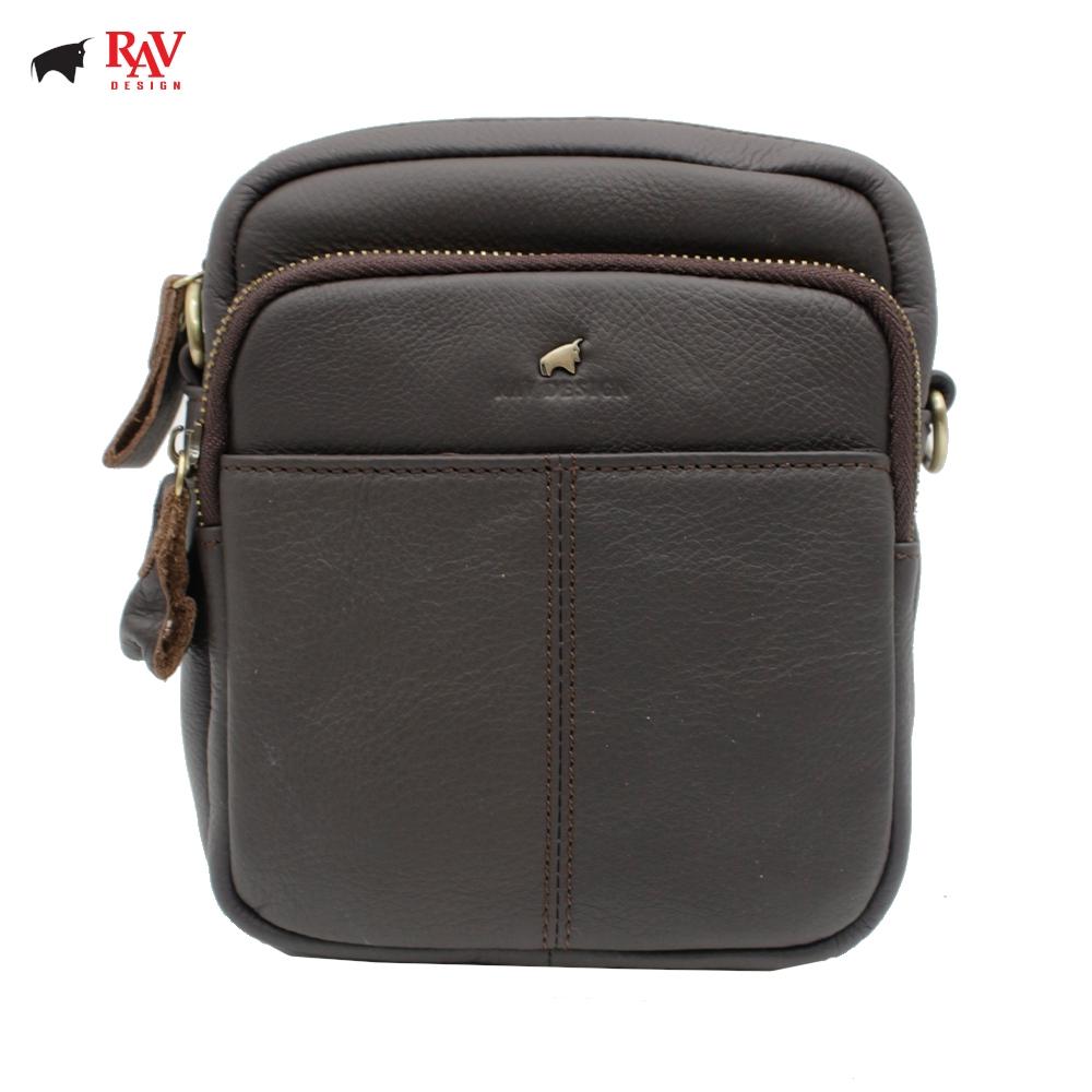 RAV DESIGN Leather Belt Pouch |RVP458G2