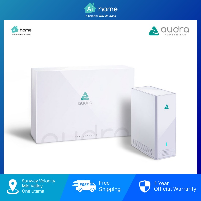 Audra HomeShield | Secure IoT devices | Protect personal data | Block unwanted content access [ Aihome ]