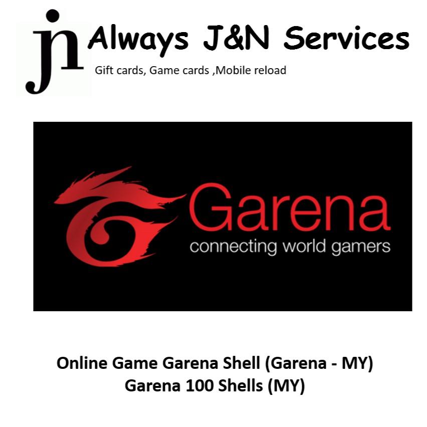 Garena Shells (MY)
