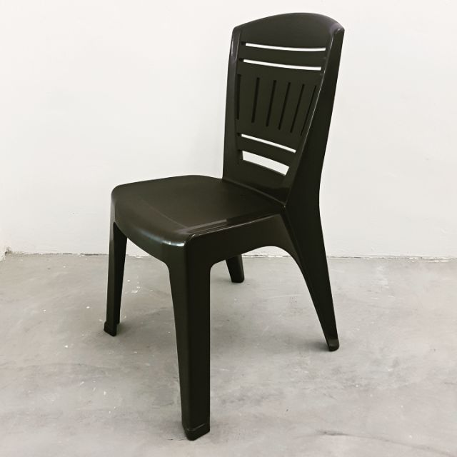 Maxonic Side Chair Black Color / Kerusi Warna Hitam
