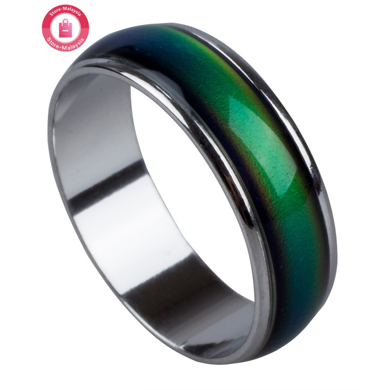 Mood Ring Color Changeable Magic Ring