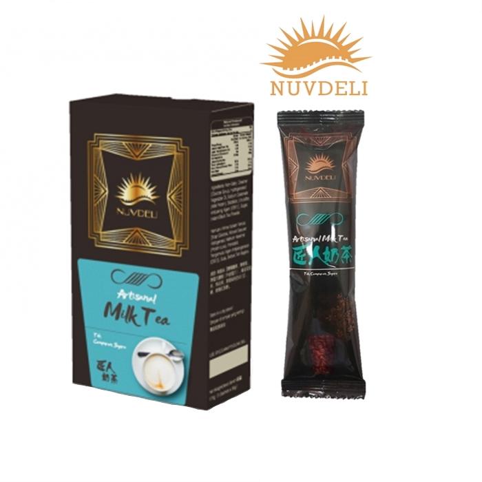(SK) Nuvdeli Artisanal Flavor Milk Tea