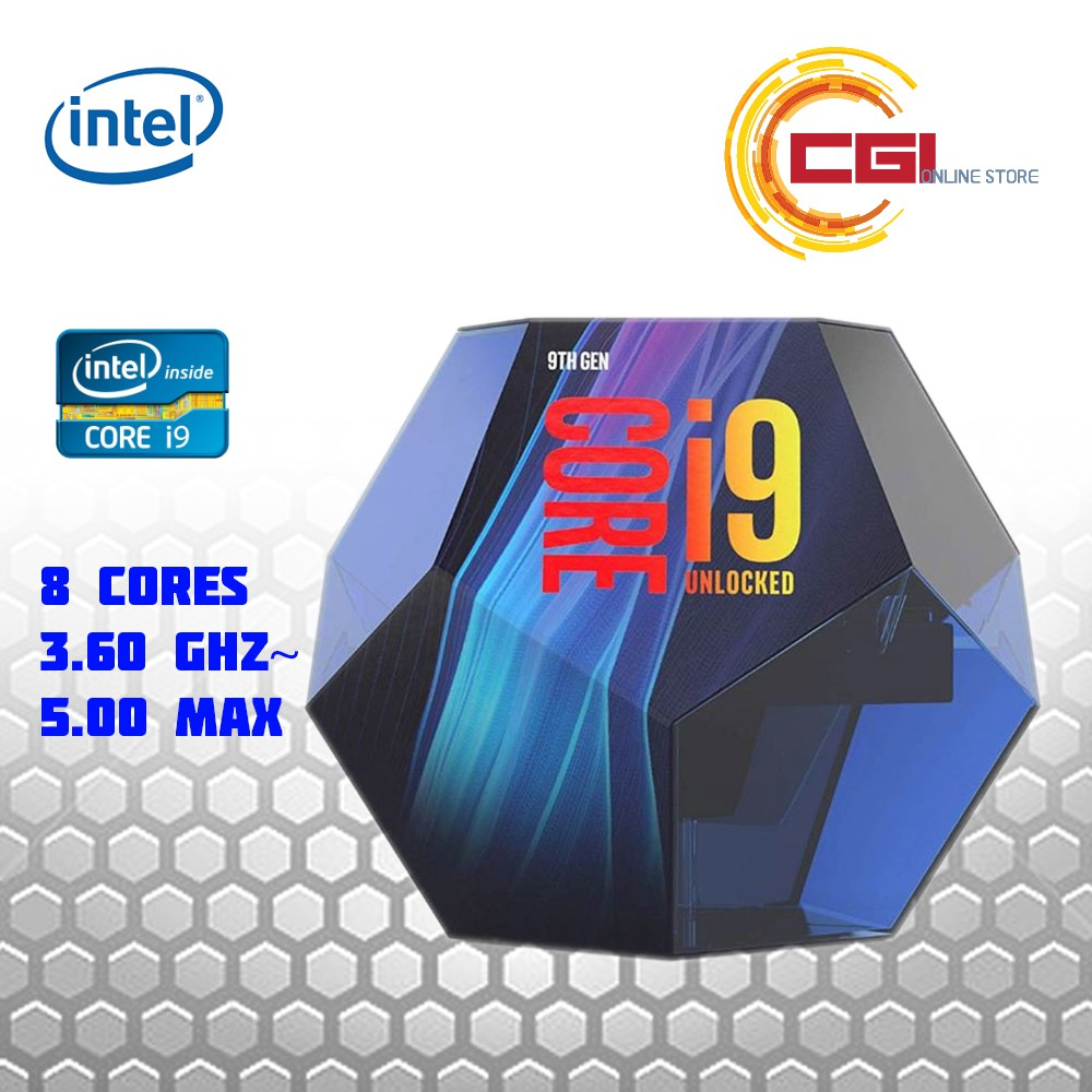 Intel Core i9-9900K Processor LGA1151 (BX80684I99900K))