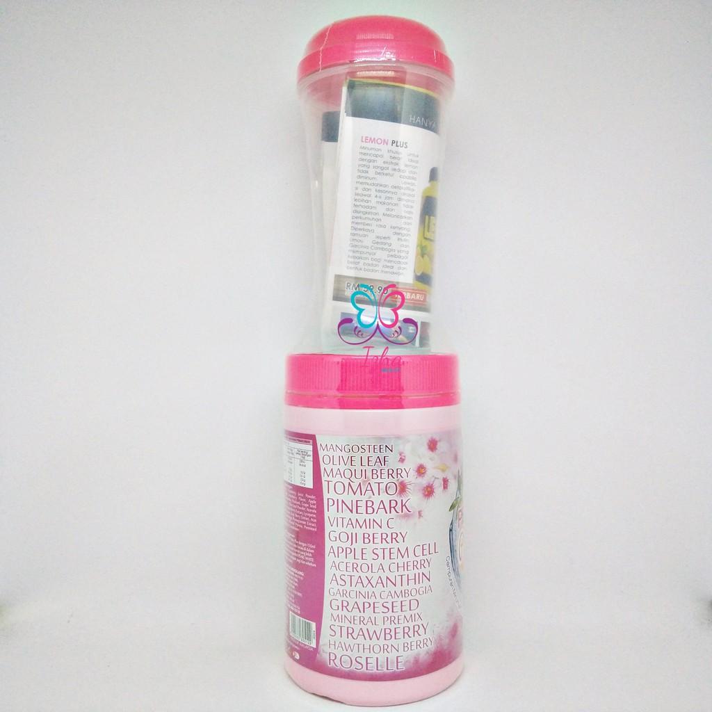 [JAMU JELITA] Pearl White Pinky Plus - 400g