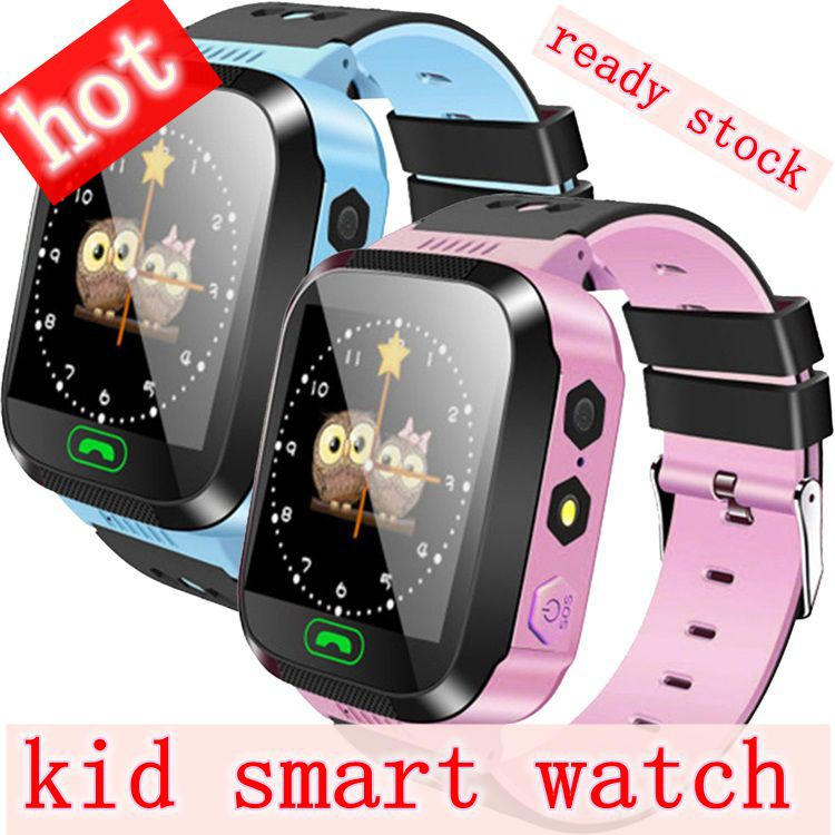 🔥🔥🔥【Ready Stock】Q528 Smart Watch With GSM Locator Screen Tracker SOS For  Kids