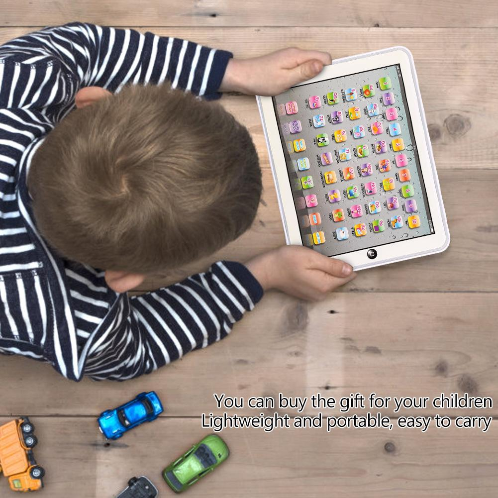 Havasshop Touching Screen English Learning Machine for Child Kid Intelligent Voice Toys