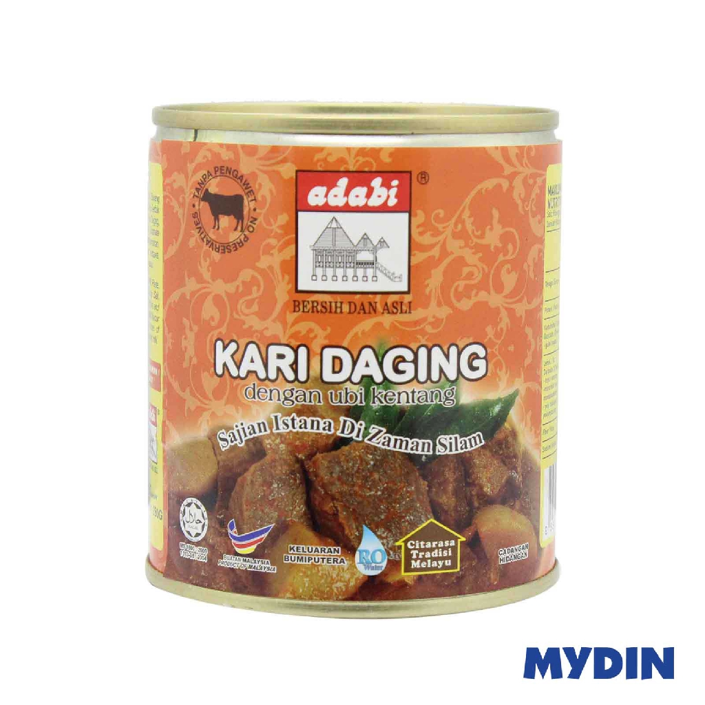 Adabi Beef Curry (280g)