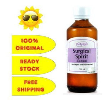 Polylab Surgical Spirit 100ml