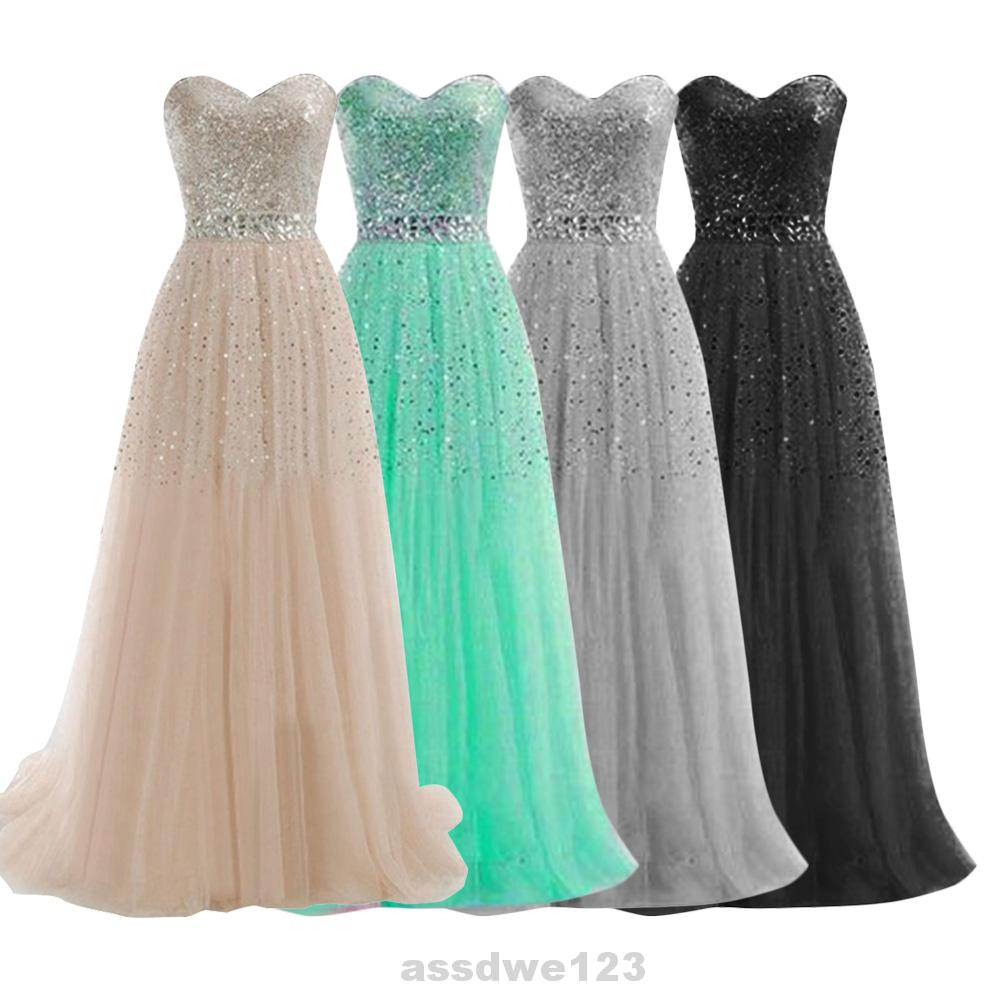Springsummer Sexy Lace Strapless Dress For Party Evening Gown Ball Long Dresses