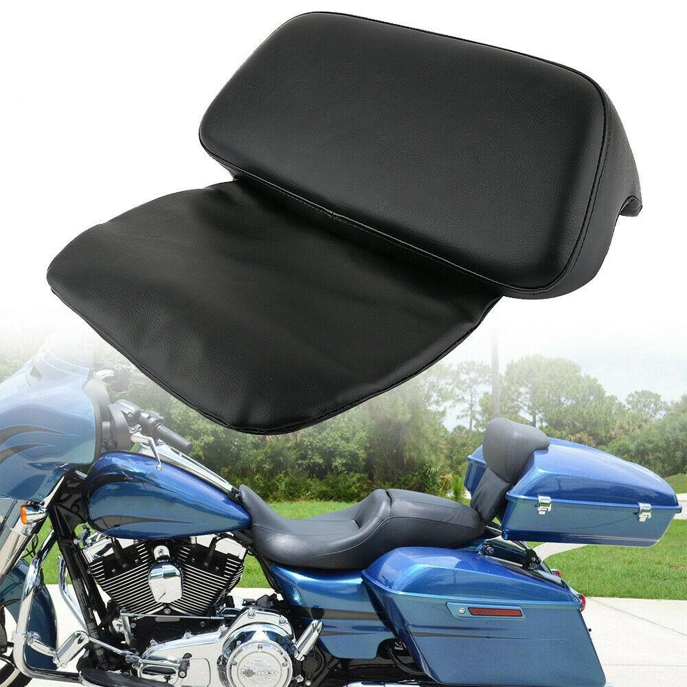 Razor Chopped Tour Pak Pack Backrest Pad For Harley FLHR FLHTCU FLHX FLTRU 14-18