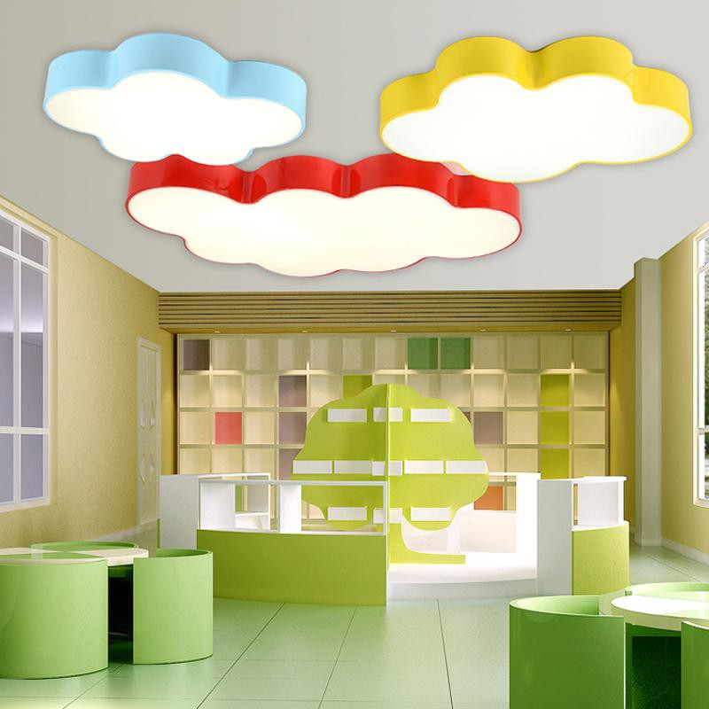 Ceiling Lights For Kid Room Childcare
