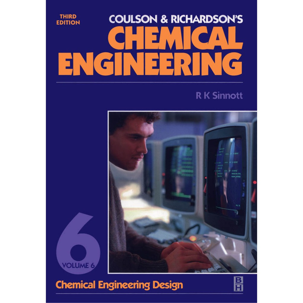 Coulson Richardson S Chemical Engineering Volume 6 By R K Sinnott Pre Loved Shopee Malaysia