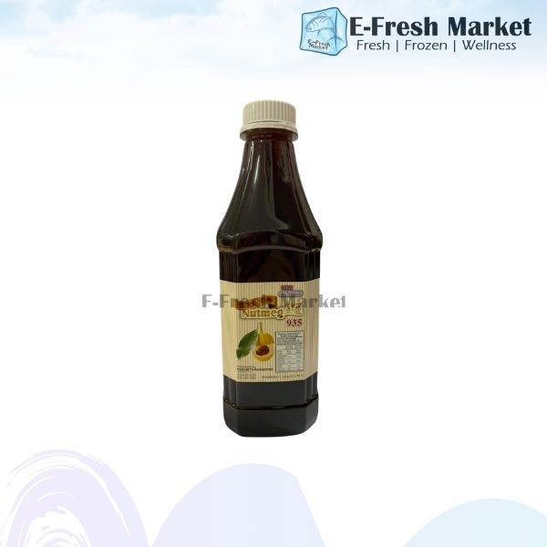 Red Nutmeg Concentrated Juice 红豆蔻汁 1 Litre
