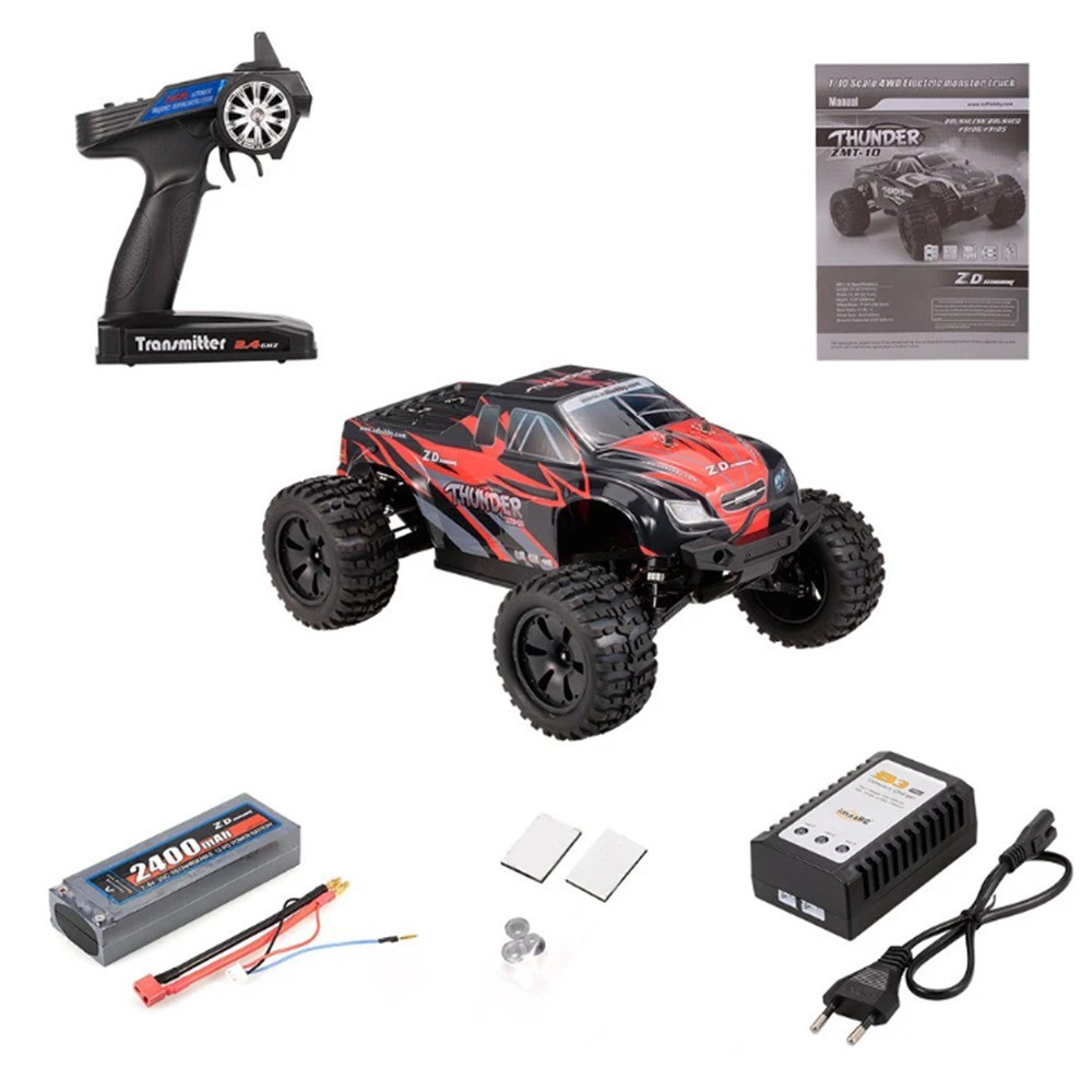 Xlh 9125 110 24g 4wd Brushed High Speed Off Road Rc Car Rtr Tiny Cars Transmitter And Charger Circuit 2 X Aa Cell 27mhz Shopee Malaysia