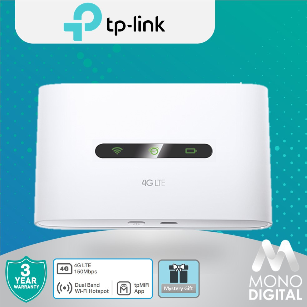 TP-LINK M7300 5Ghz Dual Band 4G LTE Mobile WiFi Wireless MiFi Modem Router