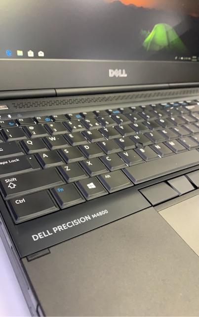 Dell Precision M4800 i7-4610M/16gb/Quadro K2100M/512SSD