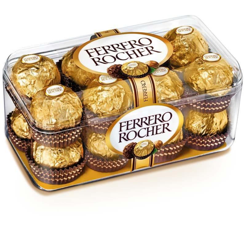 Ferrero Rocher Chocolate 16 pieces