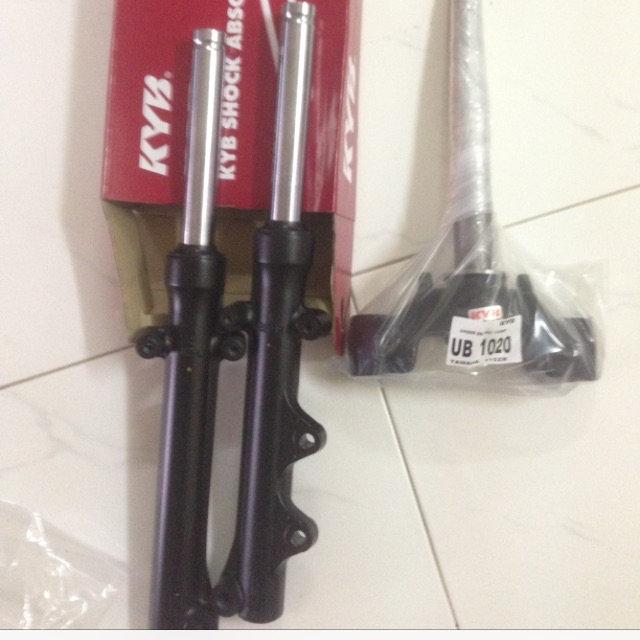 Y15zr Original KYB FORK/T/Y15ZR HANDLE V1 | Shopee Malaysia
