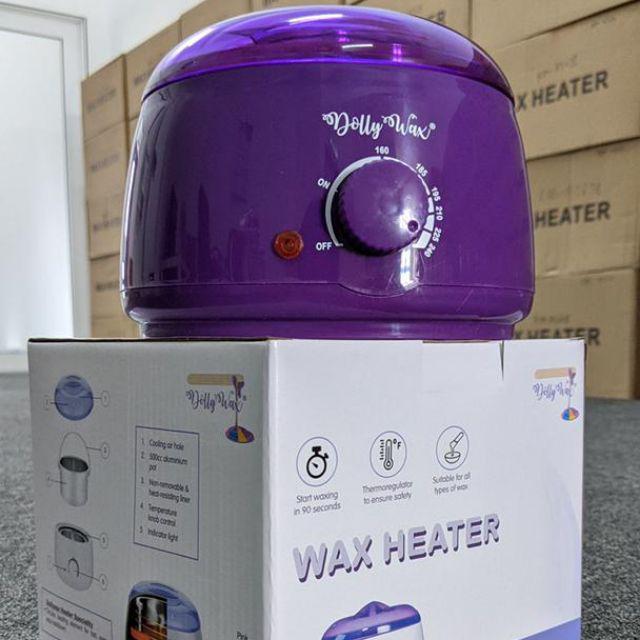 Wax NEW Warmer Dollywax Dolly Wax Heater Pink Purple White