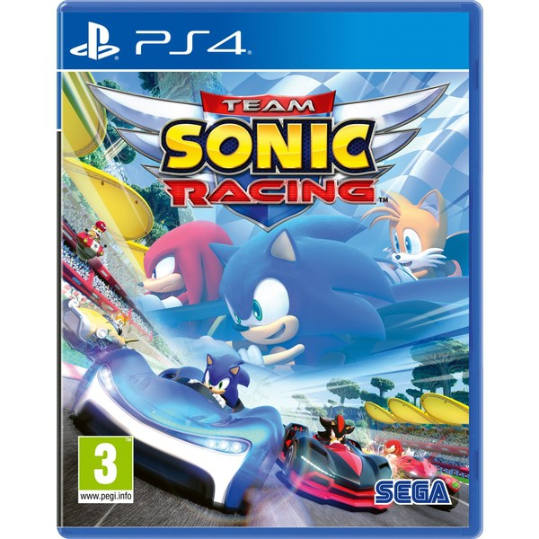 PS4 Team sonic racing R2 ENG (NEW)